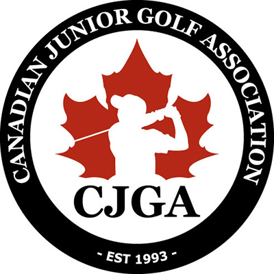 Canadian Junior Golf Association Logo